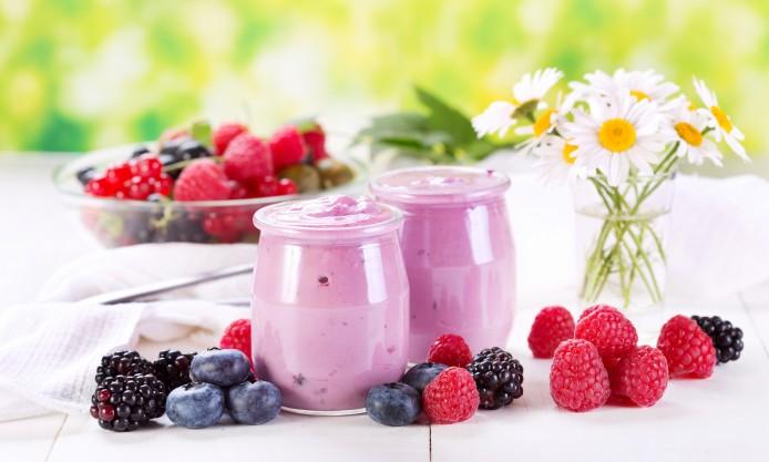 Berry Yogurt 1